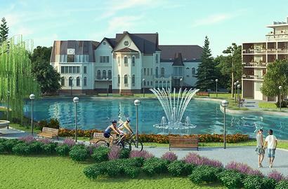 3D моделирование архитектуры отелей и комплексов