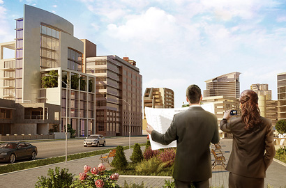 визуализация архитектуры