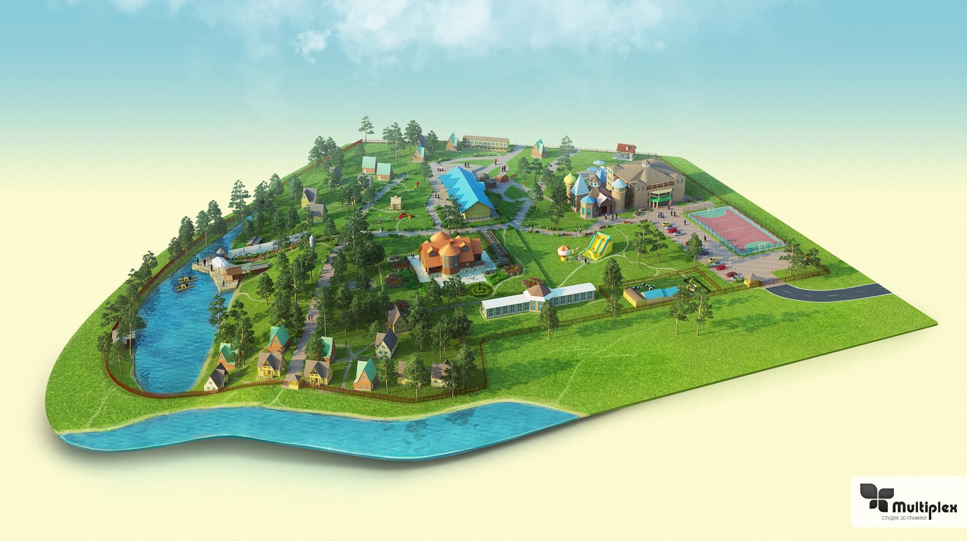 земельный участок для базы отдыха