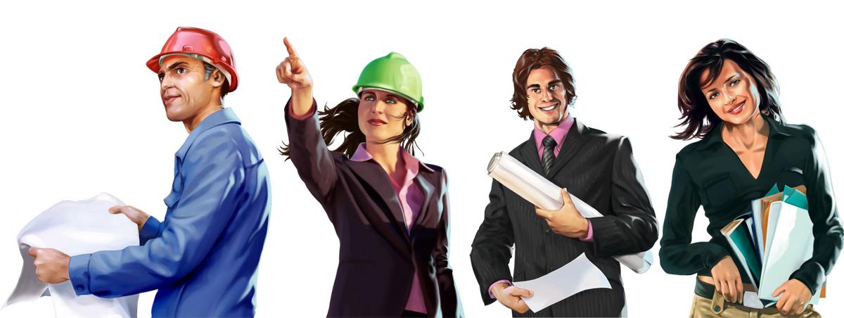 Картинки по запросу строители и дизайнеры